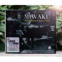 """Mayo Nakano Piano Trio GLASS CD-R """"MIWAKU"""""""